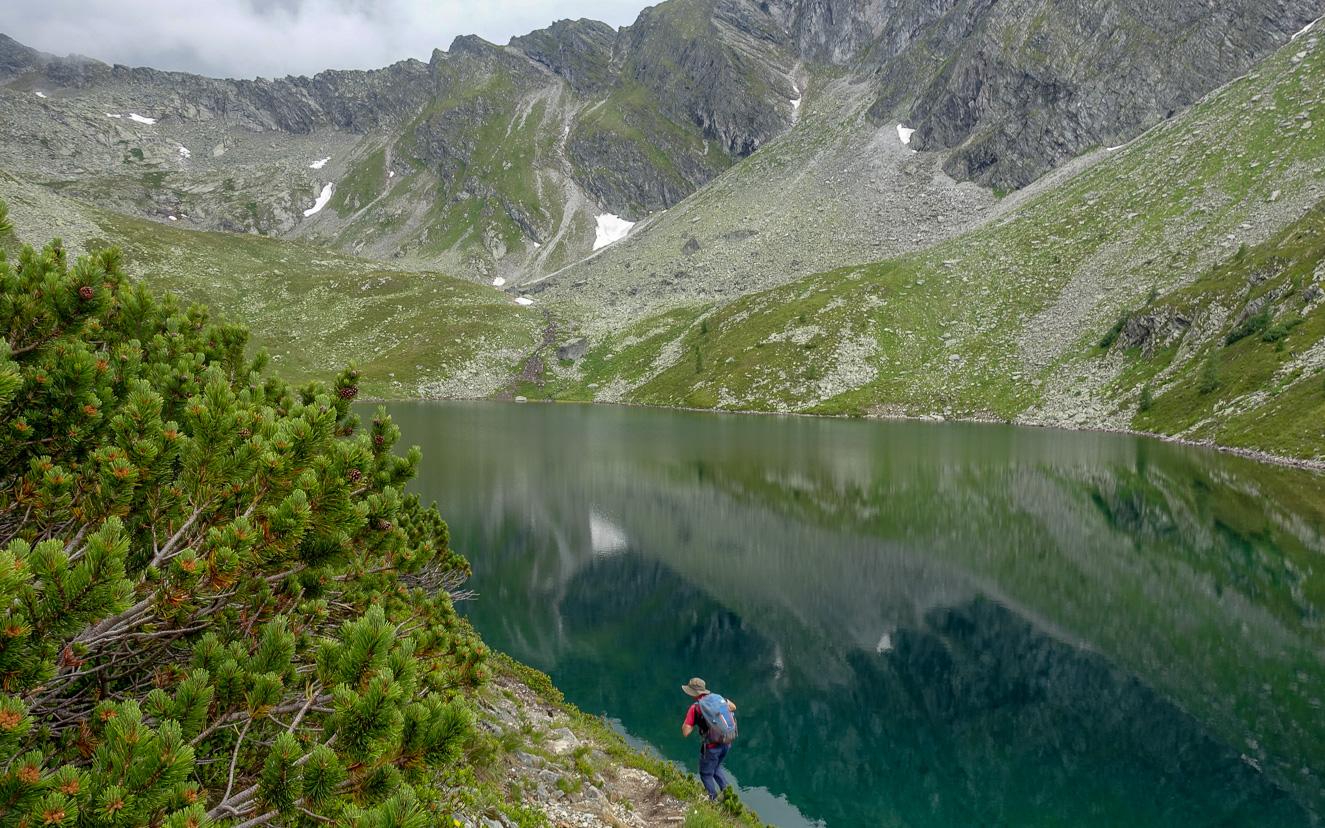 Vandra I Osterrikiska Bad Gastein Var Guide Pa Upptacktsfard